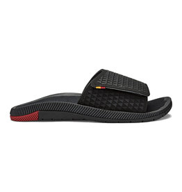 OluKai Men's Halo 'Olu Black