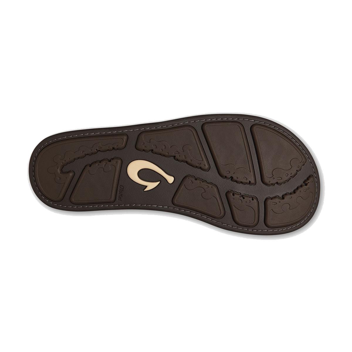 OluKai OluKai Men's Nui Leather Espresso