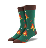 Socksmith Socksmith Men's Campfire Forest M 7 - 12.5