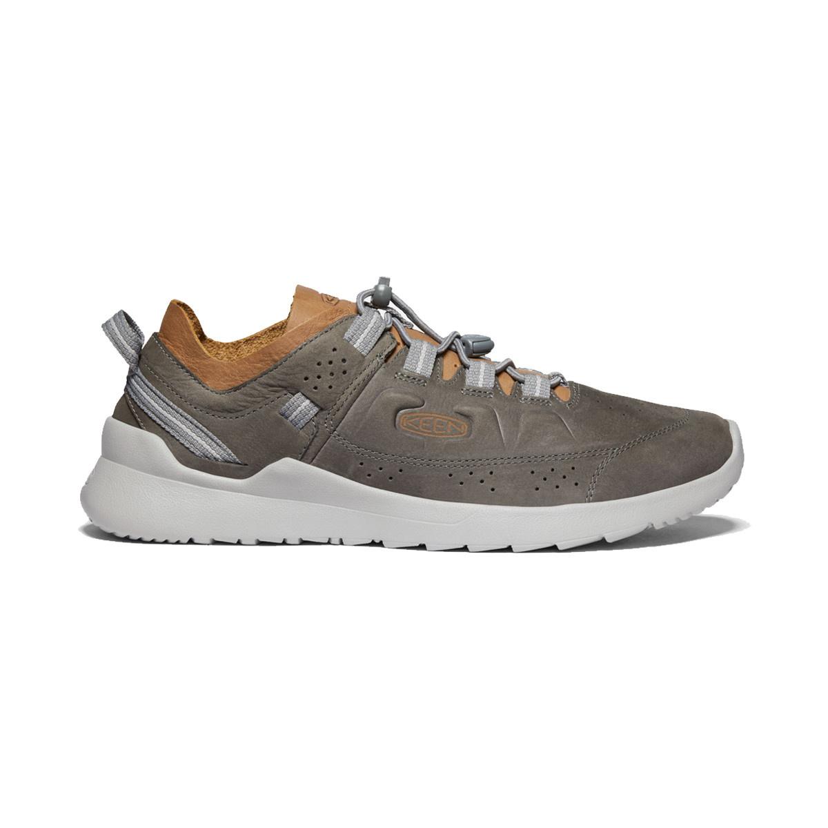 Keen Footwear Keen Men's Highland Leather Steel Grey / Drizzle