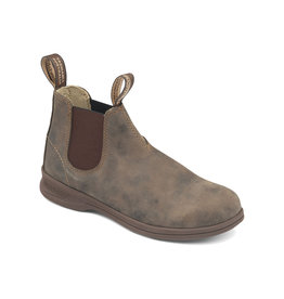 Blundstone Unisex Active 1496 Leather Rustic Brown