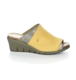 Fly London Women's Idar Bumblebee / Bronze