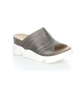 Fly London Women's Suze Idra Pewter