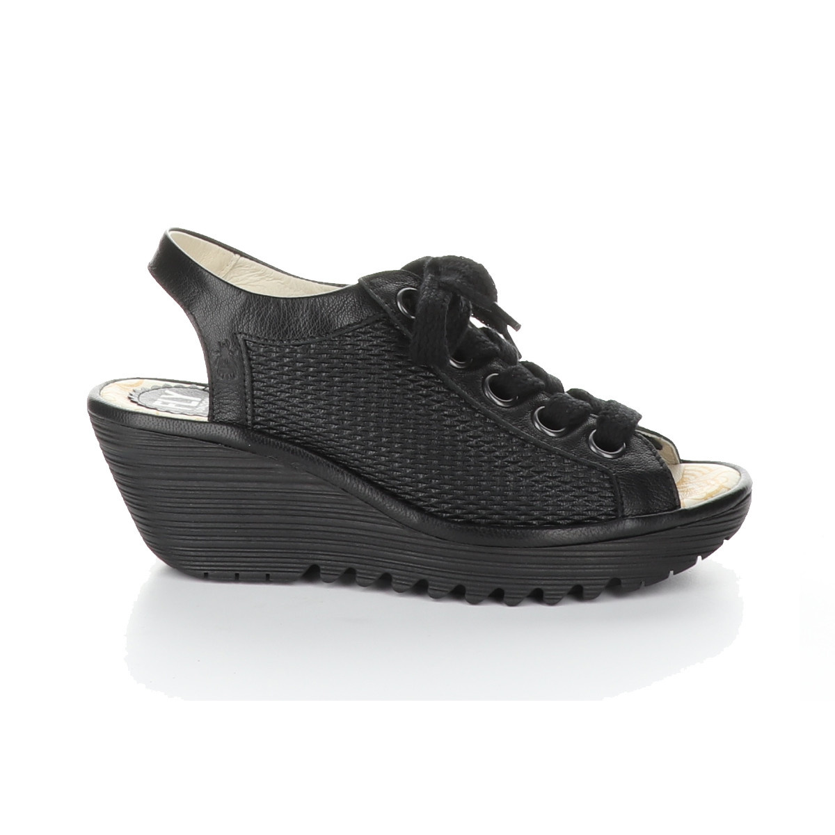Fly London Fly London Women's Yoli Black