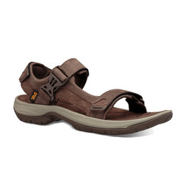 Teva Men's Tanway Leather Brown