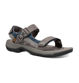 Teva Men's Tanway Leather Grey