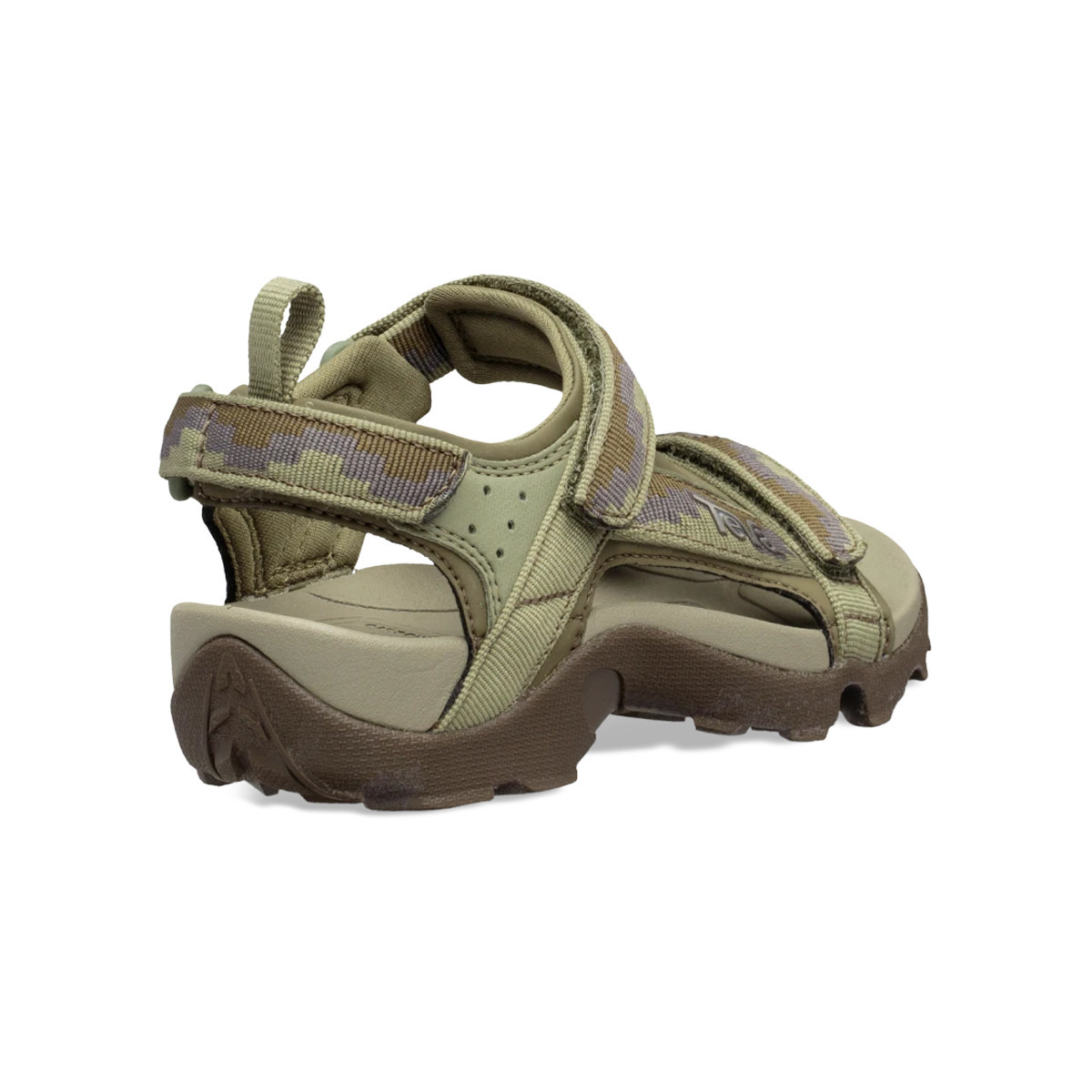 TEVA Teva Child Tanza Steps Dark Olive