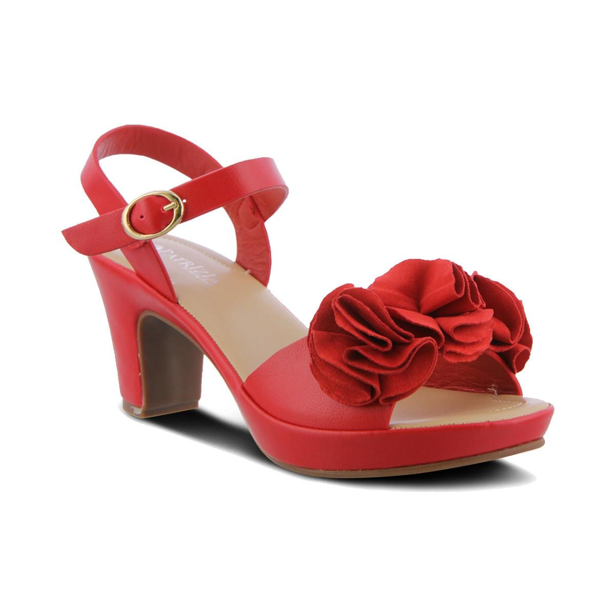 Patrizia Women's Bonnet Red