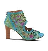 L' Artiste L'Artiste Women's Loverlee Turquoise Multi