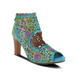 L'Artiste Women's Loverlee Turquoise Multi