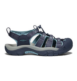 Keen Women's Newport H2 Navy / Smoke Blue