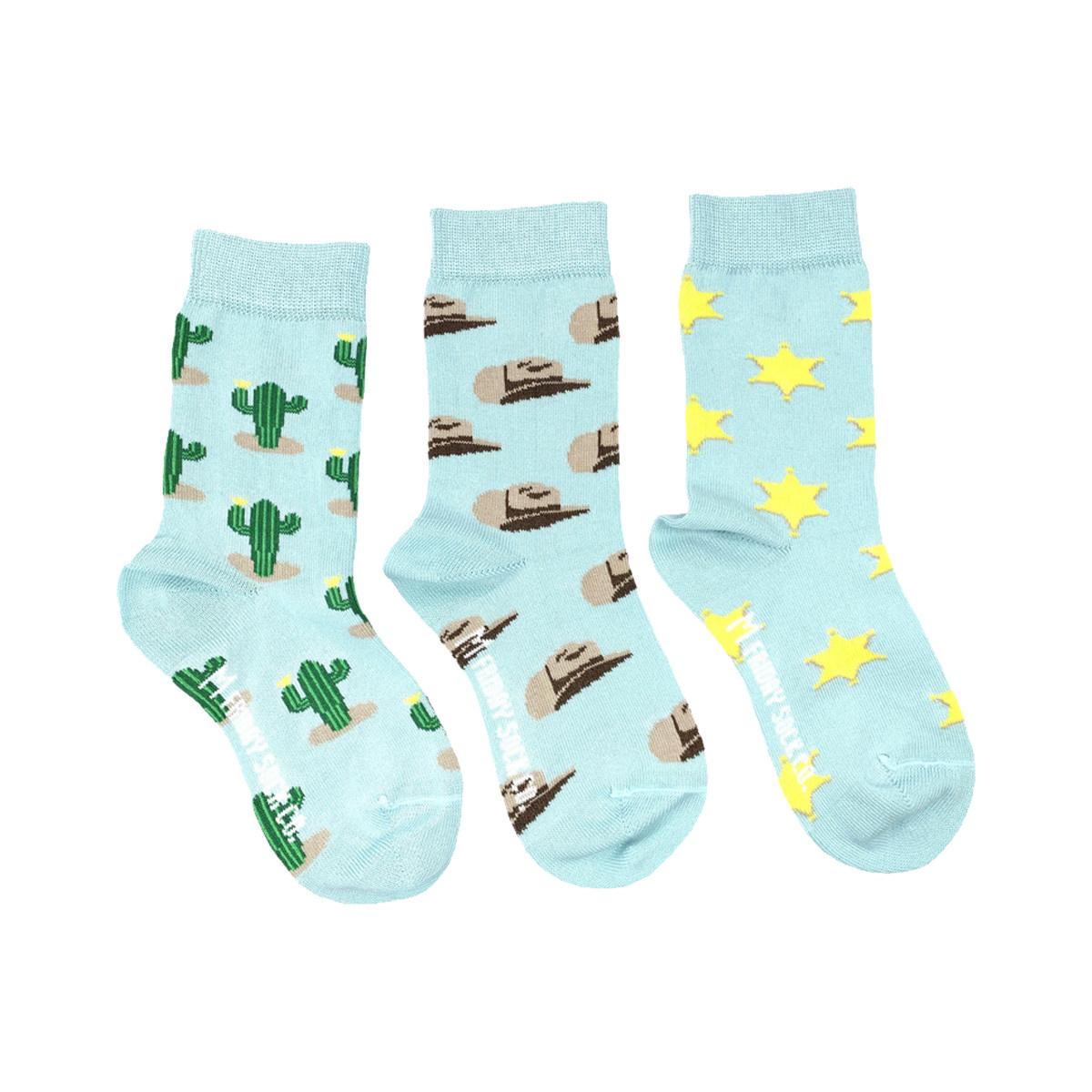 Friday Sock Co. Friday Sock Co. Kids Western Kids