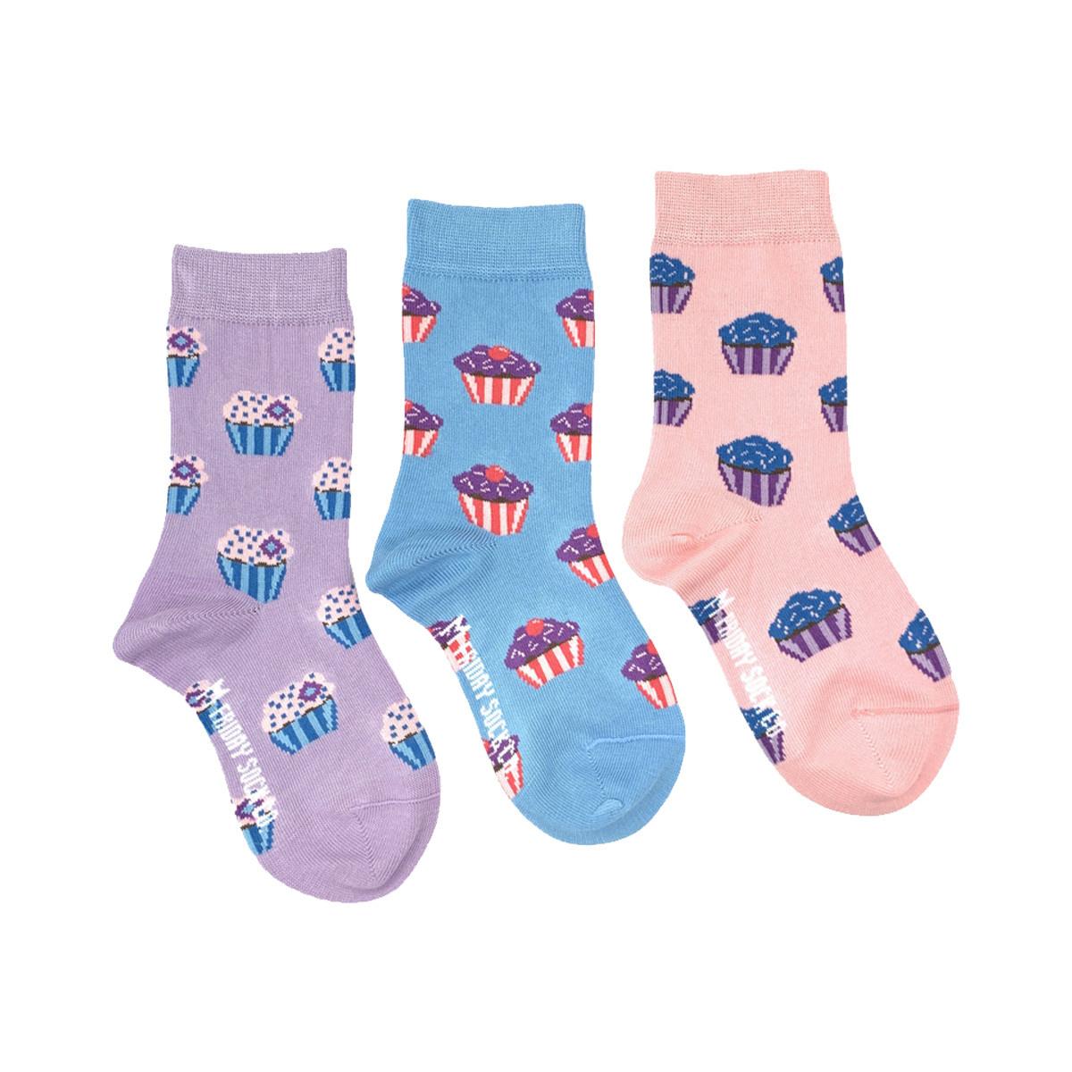 Friday Sock Co. Friday Sock Co. Kids Cupcakes