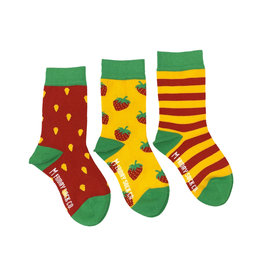 Friday Sock Co. Kids Strawberry