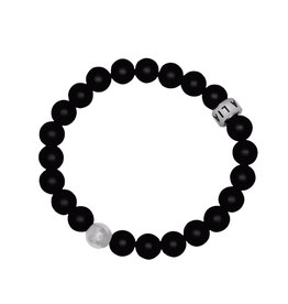 Lia Lubiana Onyx Single Bracelet