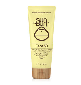 Sun Bum Original SPF 50 Face Cream 1oz.