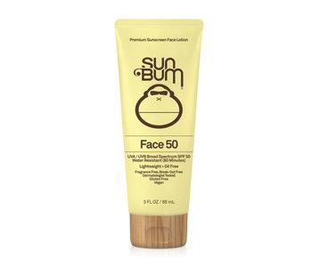 Sun Bum Original SPF 50 Face Cream 1oz.
