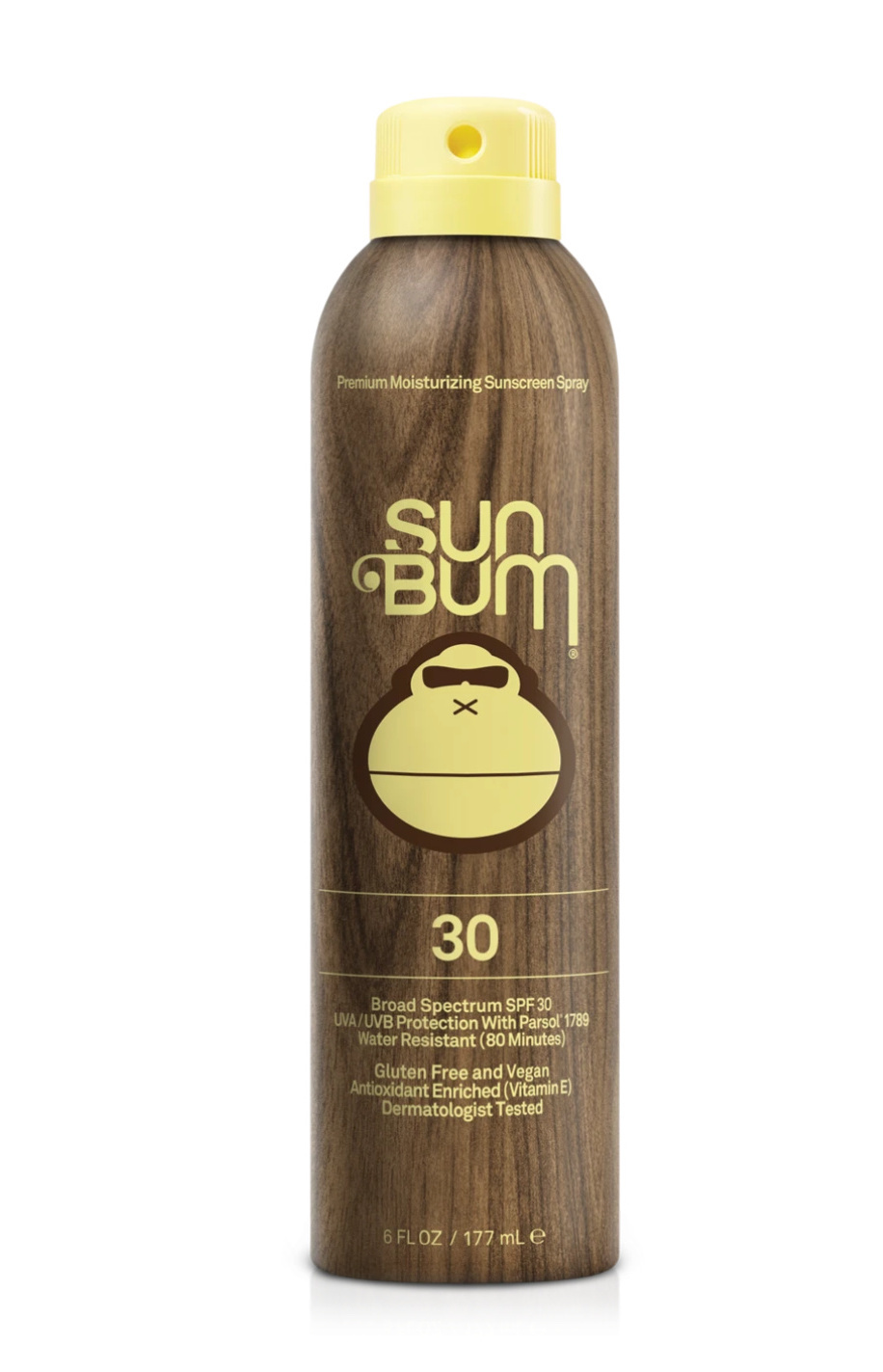Sun Bum Sun Bum Original SPF 30 Suncreen Spray
