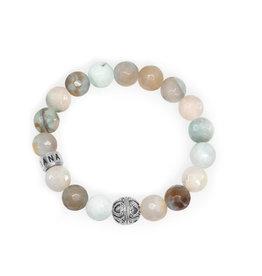 Lia Lubiana Agate Bali Bracelet
