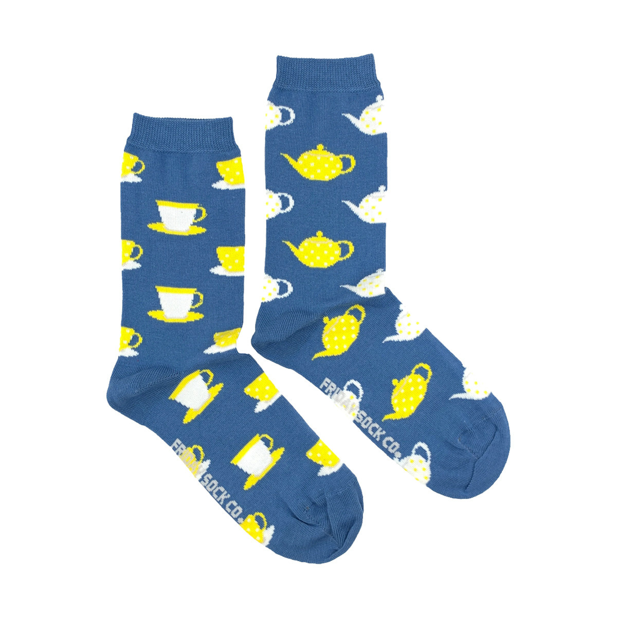 Friday Sock Co. Friday Sock Co. Women's Teacup Crew W 5 - 10 (M - 4 - 8)