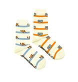 Friday Sock Co. Friday Sock Co. Women's Cat & Fishbowl W 5 - 10 (M - 4 - 8)