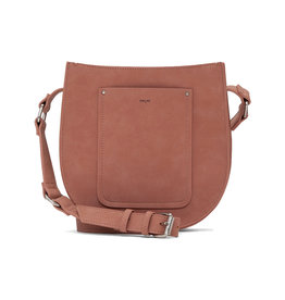 Colab Seddle Vegan Suede Crossbody
