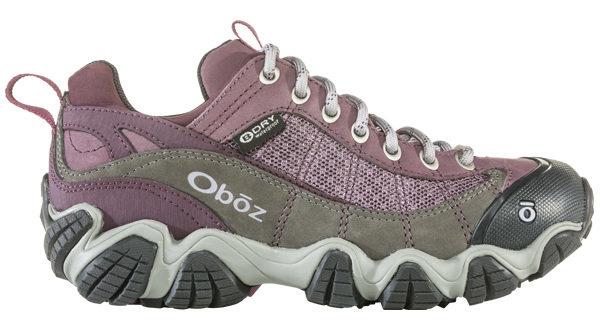 Oboz OBOZ Women's Firebrand II Low B-Dry Lilac