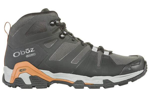 Oboz Oboz Men's Arete Mid B-Dry Copper