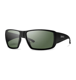 Smith Guides Choice Matte Black / Grey Green Lens