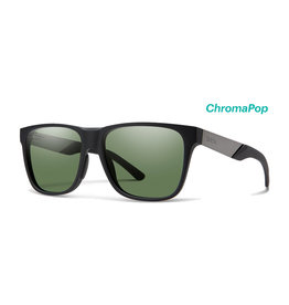 Smith Lowdown Steel Matte Black Ruthenium / Gray Green Lens