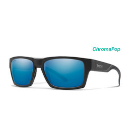 Smith Outlier 2 Matte Black / Blue Lens