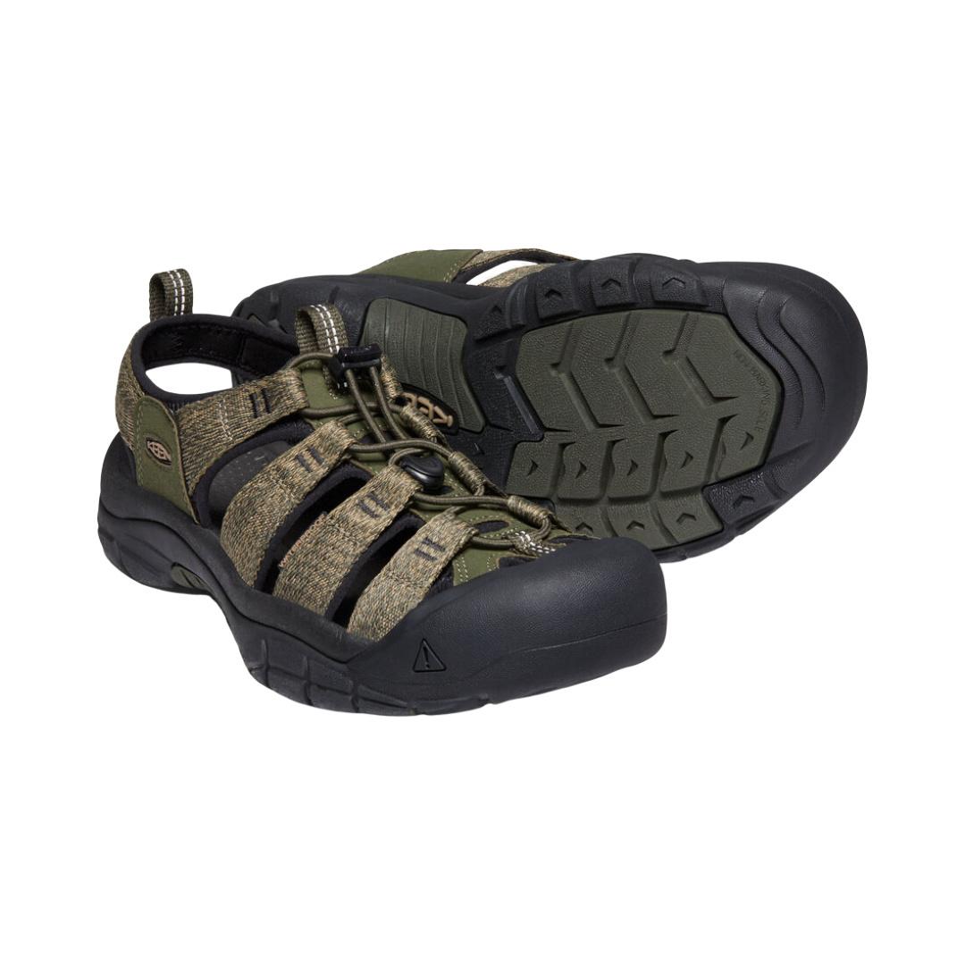 Keen Footwear Keen Men's Newport H2 M Forest Night / Black
