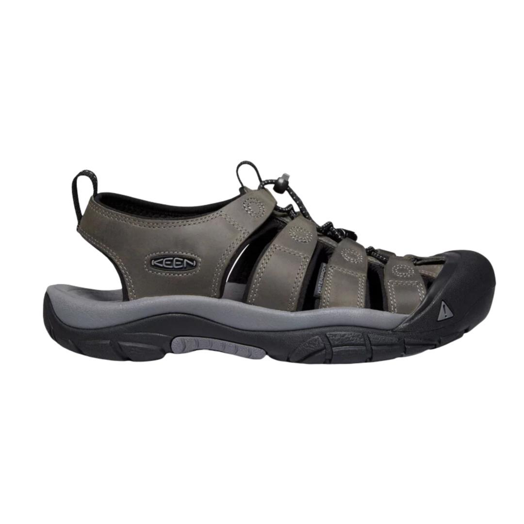 Keen Footwear Keen Men's Newport M Steel Grey