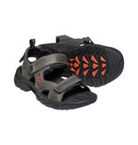 Keen Keen Men's Targhee III Open Toe Grey / Black