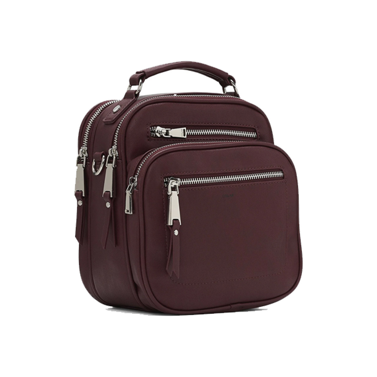 Colab Colab Essential Backpack / Crossbody Wine