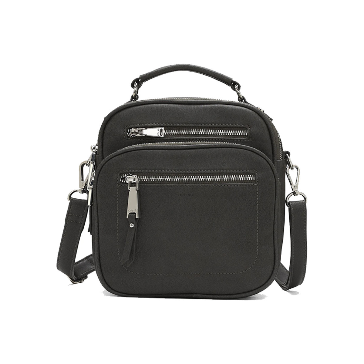 Colab Colab Essential Backpack / Crossbody Charcoal