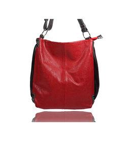 La Volta H51 Handbag Red