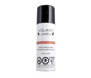 Volant James Suede Renew Black