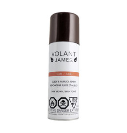 Volant James Suede Renew Dark Brown