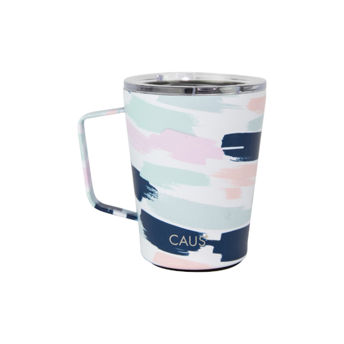 Caus Caus Tumbler with Handle Paint