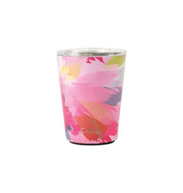 Caus Tumbler with Handle Flower