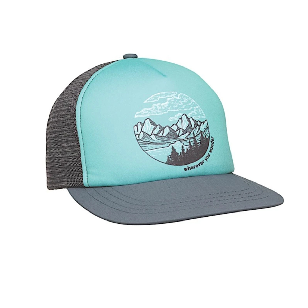 Ambler Sky Women's  Trucker Hat