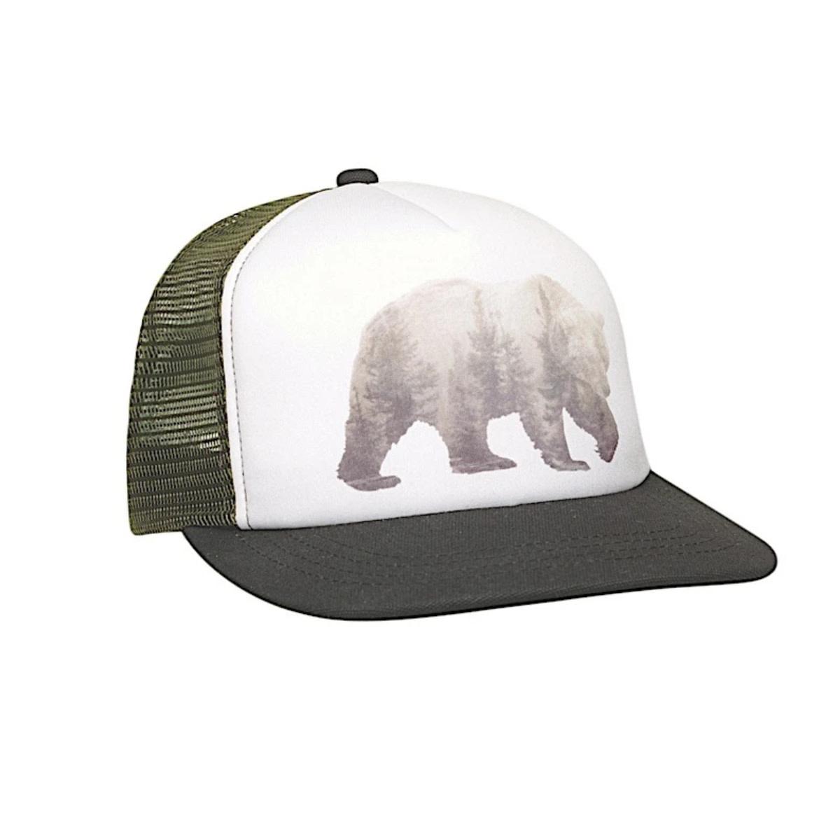 Ambler Grizzly Trucker Hat