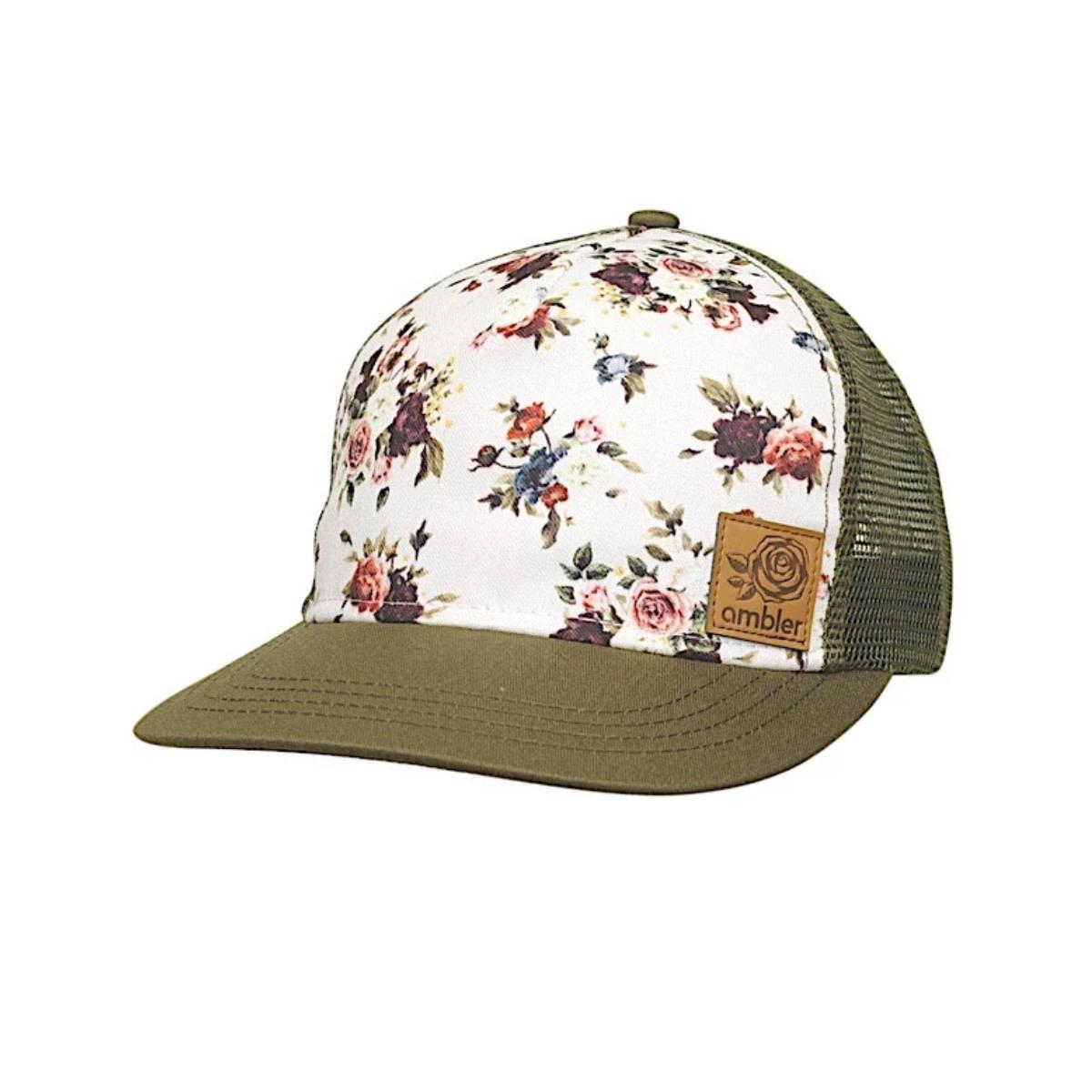 Ambler Rosa Women's Trucker Hat