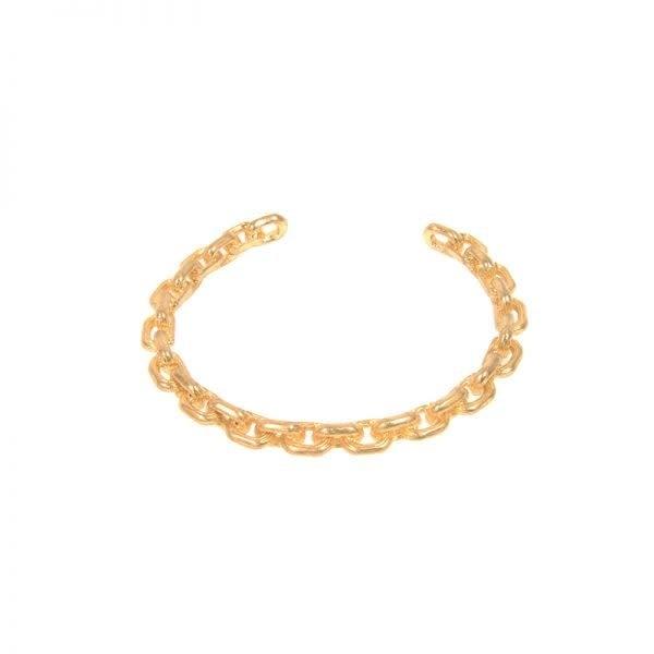 Joy Susan Joy Susan Chain Cuff Bracelet