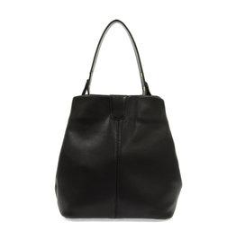 Joy Susan Ava Shoulder Bag Black