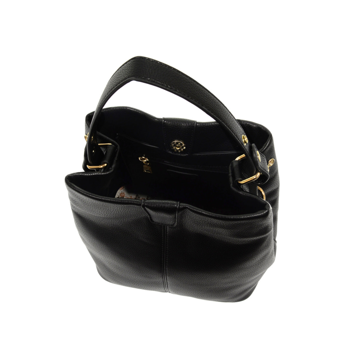 Joy Susan Joy Susan Ava Shoulder Bag Black