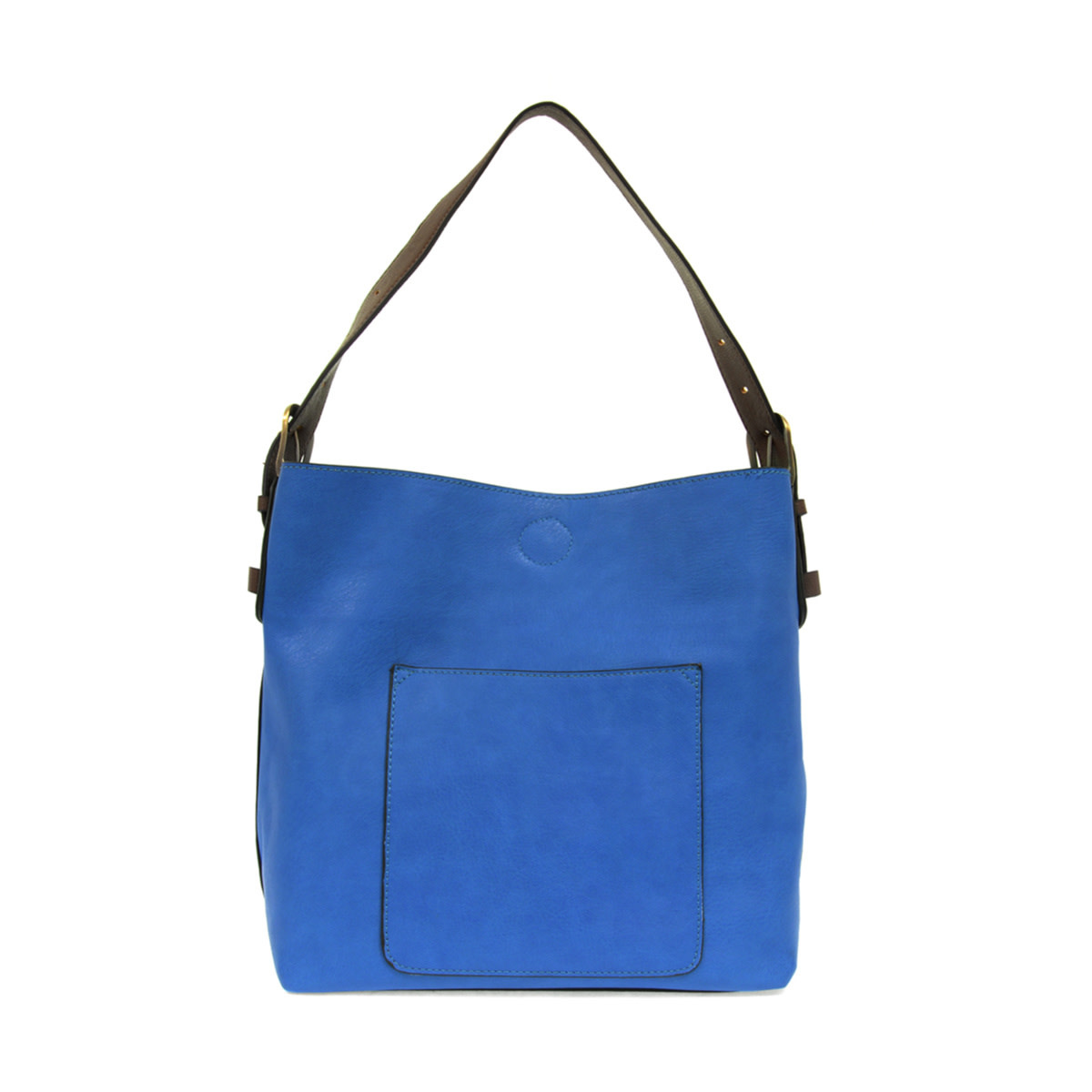 Joy Susan Joy Susan Classic Hobo Handbag Mosaic Blue