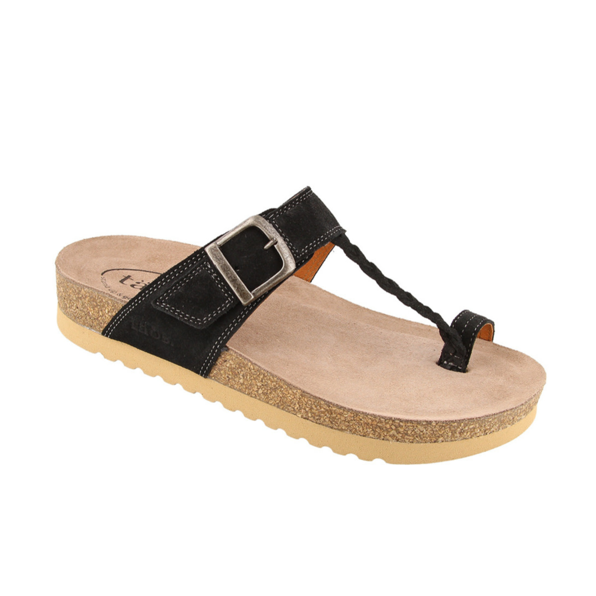 Taos Footwear Taos Hippie Black