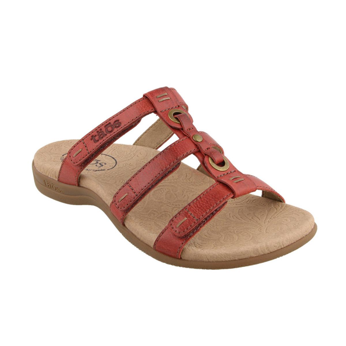 Taos Footwear Taos Nifty Red